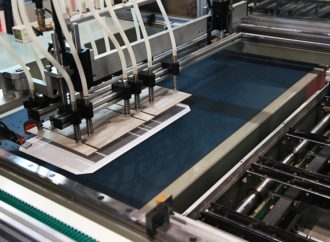 Jakie urządzenia posiada nowoczesna drukarnia?